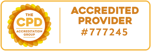 CPD Accredited Provider #777245